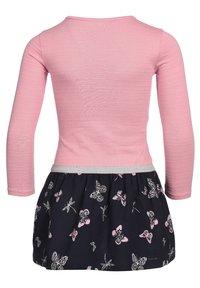 happy girls - SCHMETTERLINGKLEID - Day dress - dusty rose - 1
