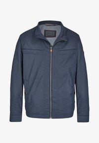 Calamar - MIT SCHUBTASCHEN - Summer jacket - blau - 0