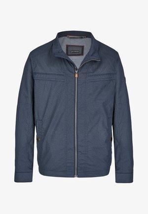 MIT SCHUBTASCHEN - Summer jacket - blau