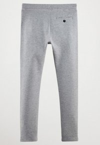 Massimo Dutti - MIT KORDELZUG - Tracksuit bottoms - dark grey - 1