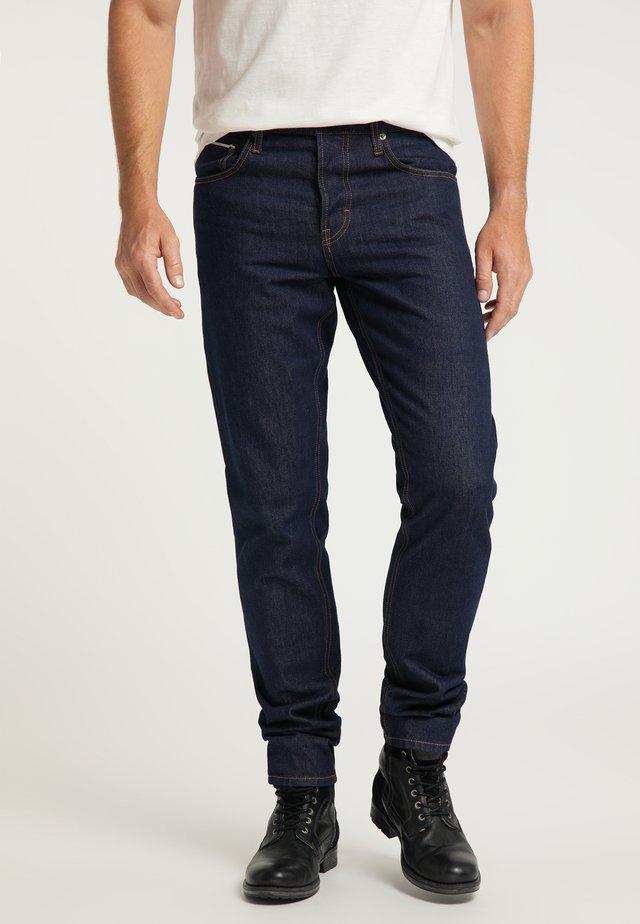 OREGON  - Slim fit jeans - blau