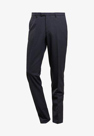 TYLD - Oblekové kalhoty - black