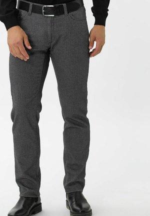 CADIZ C - Trousers - silver