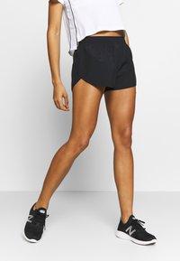 New Balance - ACCELERATE SHORT - Pantalón corto de deporte - black - 0