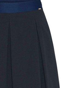 Cinque - A-line skirt - dark blue - 1