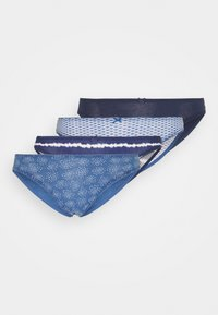 ORIAN  4PACK - Pants - indigo