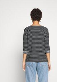 s.Oliver - Long sleeved top - black - 2