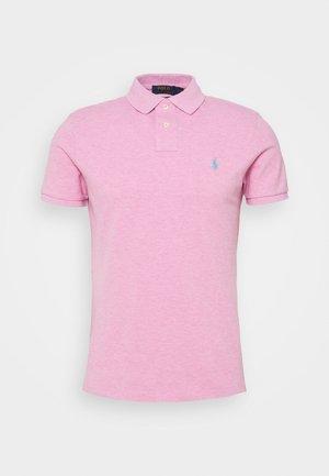 SHORT SLEEVE - Polo - hampton pink heat