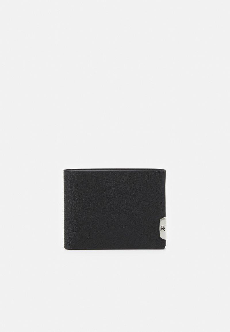 Calvin Klein Jeans - TRIFOLD - Portemonnee - black