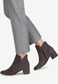 Tamaris - WOMS - Ankle boots - graphite - 0