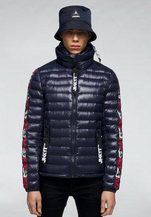 DIAMOND - Down jacket - navy