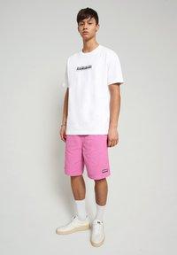 Napapijri - Shorts - pink super - 0
