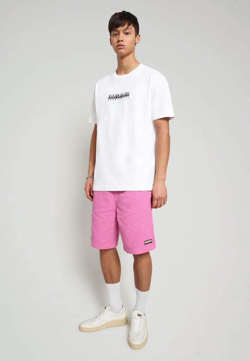 Napapijri - Shorts - pink super