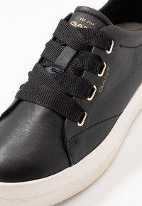 GANT - AVONA - Sneakers - black - 2