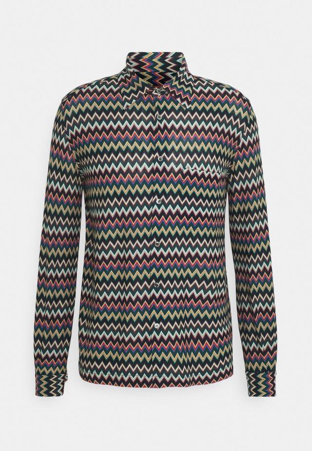 CAMICIA MANICA LUNGA - Camicia - multi coloured