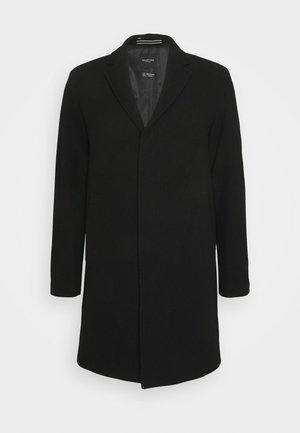 SLHHAGEN  COAT  - Classic coat - black