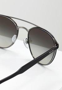 Prada - Solbriller - black/grey - 2