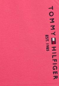 Tommy Hilfiger - ESSENTIAL SKIRT - Minisukně - pink - 2
