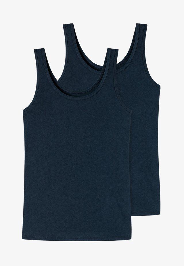 UNCOVER - Hemd - blau