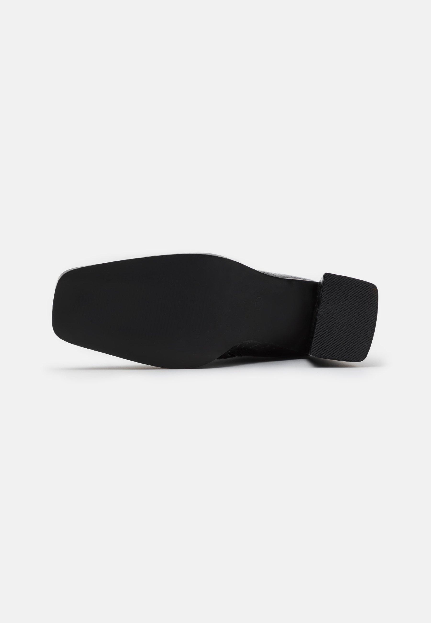 Koi Footwear VEGAN High Heel Stiefel black/schwarz