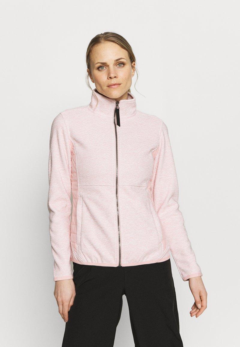 Icepeak - AMBROSE - Training jacket - light pink