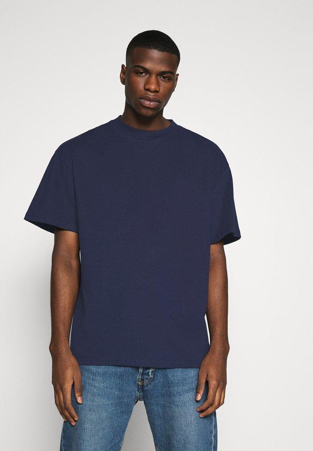 GREAT - T-shirts - dark blue