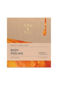 YOU & OIL - BODY PEELING - Lichaamsscrub - - - 2
