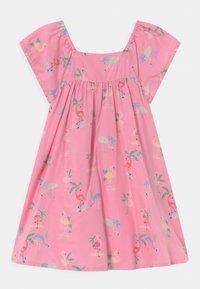 Marks & Spencer London - FLAMINGO DRESS - Jurk - pink - 0