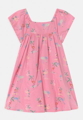 FLAMINGO DRESS - Korte jurk - pink