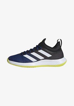 DEFIANT GENERATION TENNIS BOUNCE - Tennisschoenen voor alle ondergronden - victory blue/ftwr white/acid yellow