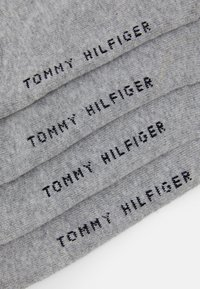 Tommy Hilfiger - MEN ICONIC QUARTER  2 PACK - Chaussettes - grey - 2