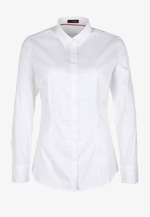 CIBRAVO - Button-down blouse - white