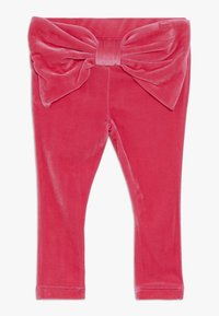 Bardot Junior - IRIS BOW  - Leggings - Trousers - pink - 1