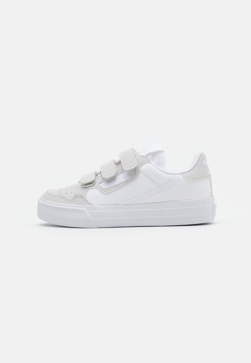adidas Originals - CONTINENTAL 80 SPORTS INSPIRED SHOES - Matalavartiset tennarit - footwear white/grey one