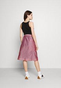 Wood Wood - HAZEL SKIRT - A-line skirt - rose - 2