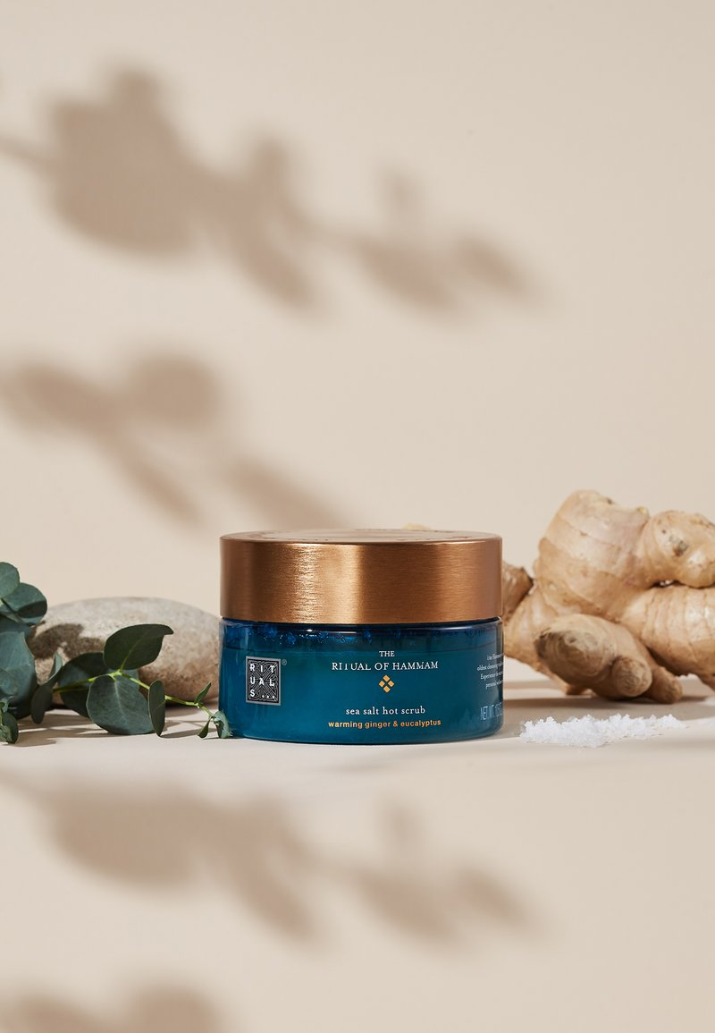 Rituals - THE RITUAL OF HAMMAM HOT SCRUB - Body scrub - -