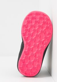 adidas Performance - RAPIDASNOW - Winter boots - core black/real pink/footwear white - 5