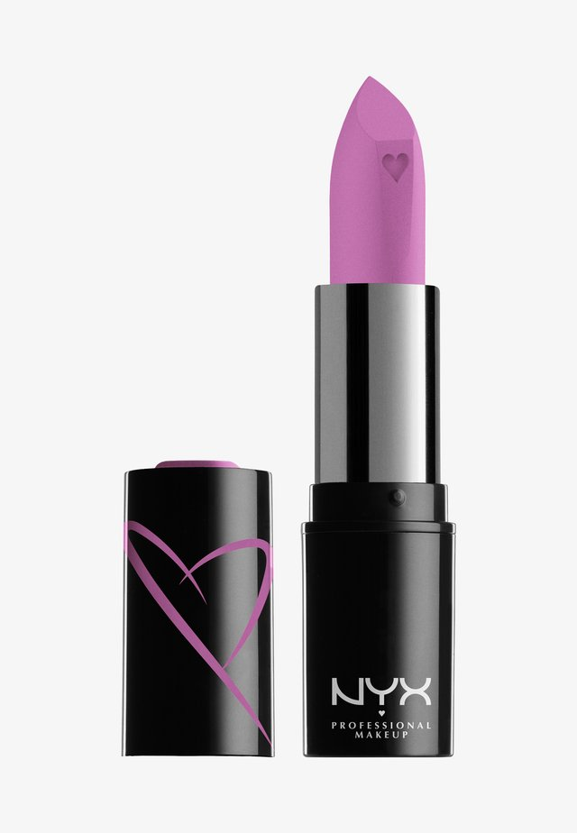 SHOUT LOUD SHADE EXTENSION LIPTSTICK - Lipstick - be you boo