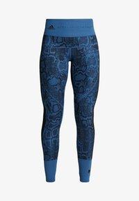 adidas by Stella McCartney - Punčochy - blue - 5