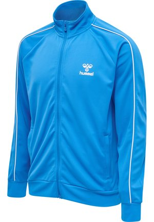 ARNE ZIP JACKET - Training jacket - blue aster