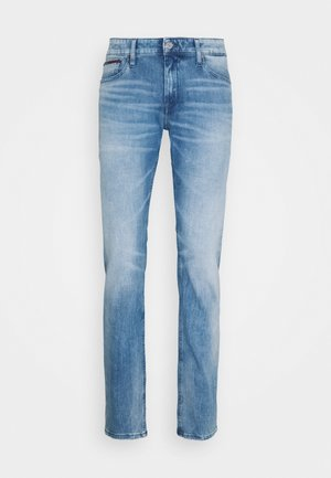 SCANTON SLIM - Vaqueros slim fit - light-blue denim