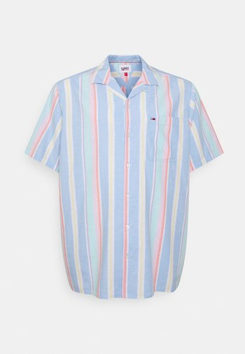 STRIPE SHIRT - Koszula - light powdery blue
