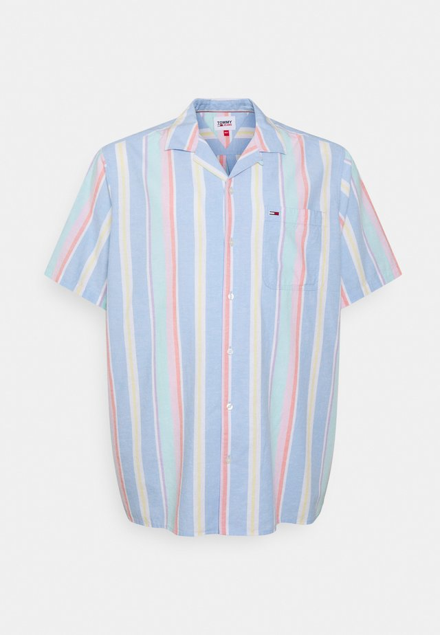 STRIPE SHIRT - Skjorte - light powdery blue
