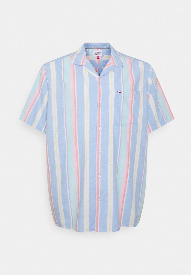 STRIPE SHIRT - Košile - light powdery blue
