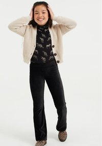 WE Fashion - Cardigan - beige - 1