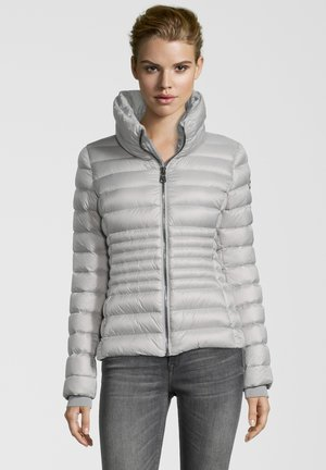 MIT STEHKRAGEN - Down jacket - grey