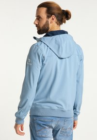 Schmuddelwedda - Soft shell jacket - denimblau - 2