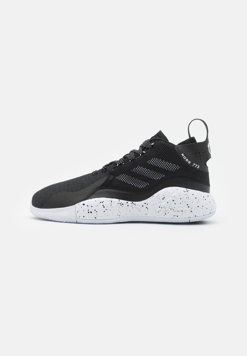adidas Performance - D ROSE 773 2020 - Basketball shoes - core black/footwear white