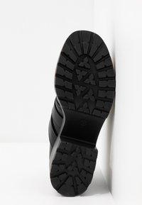 Koi Footwear - VEGAN - Lodičky splatformou - black - 6