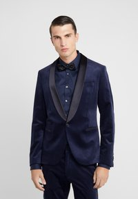 DRYKORN - Q-BELLAC - Completo - navy - 2